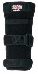 BLACK FORECAST WRIST SUPPORT