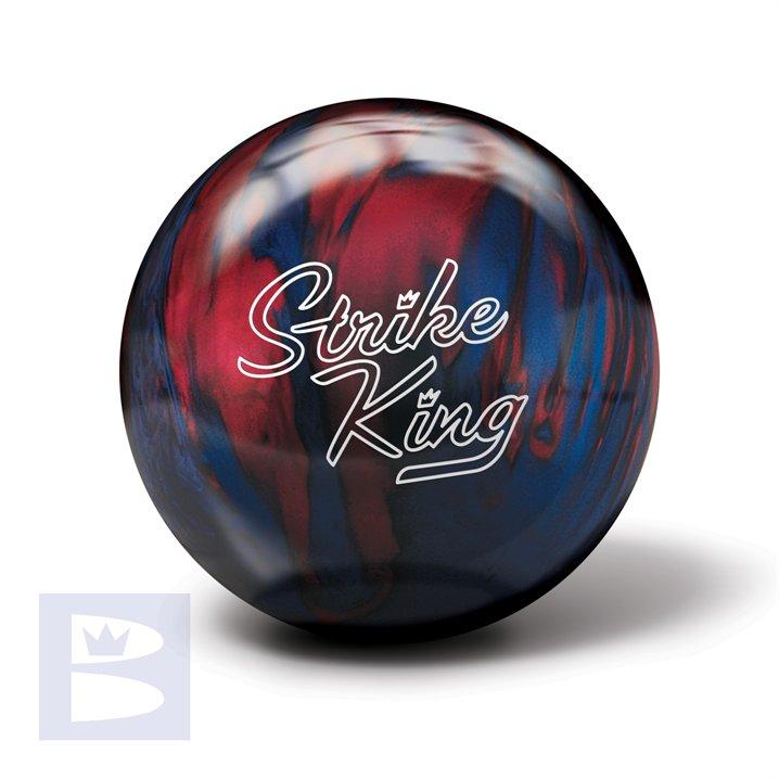 Brunswick strike king red blue