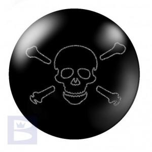 Brunswick T Zone Skull