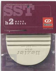 H2-2 Heel Rippled Rubber