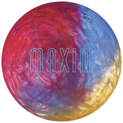 MAXIM - RED GOLD BLUE