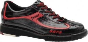 MEN SST 8 BLACK RED