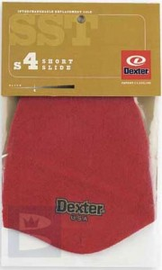 S4 Slide Pad - Red Leather