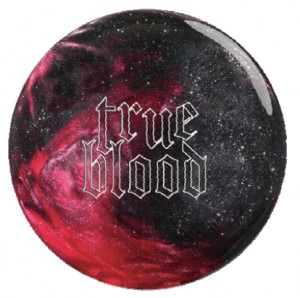 TRUE BLOOD - BLOOD RED BLACK WHITE