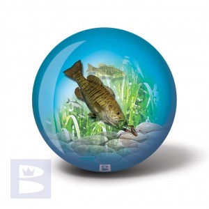 Viz-a-Ball Bass Fishing