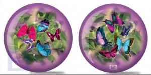 Viz-a-Ball Butterfly Glow