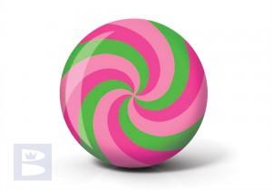 Viz a Ball Spiral Pi Pi Gr