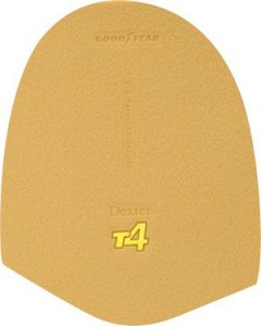 T4 SOLE TAN (MODERATE TRACTION)